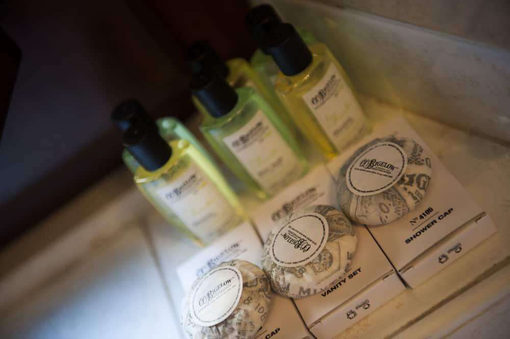 Trokrevetna soba - Pogodnosti u kupaonici