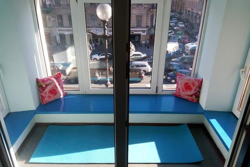 Standard Double Room, Shared Bathroom (With Balcony) - Balcony