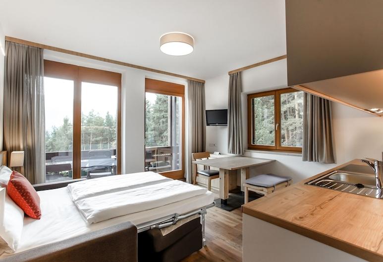 Appartement Suites Berna, Perca, Studio, Non Smoking, Mountain View, Room