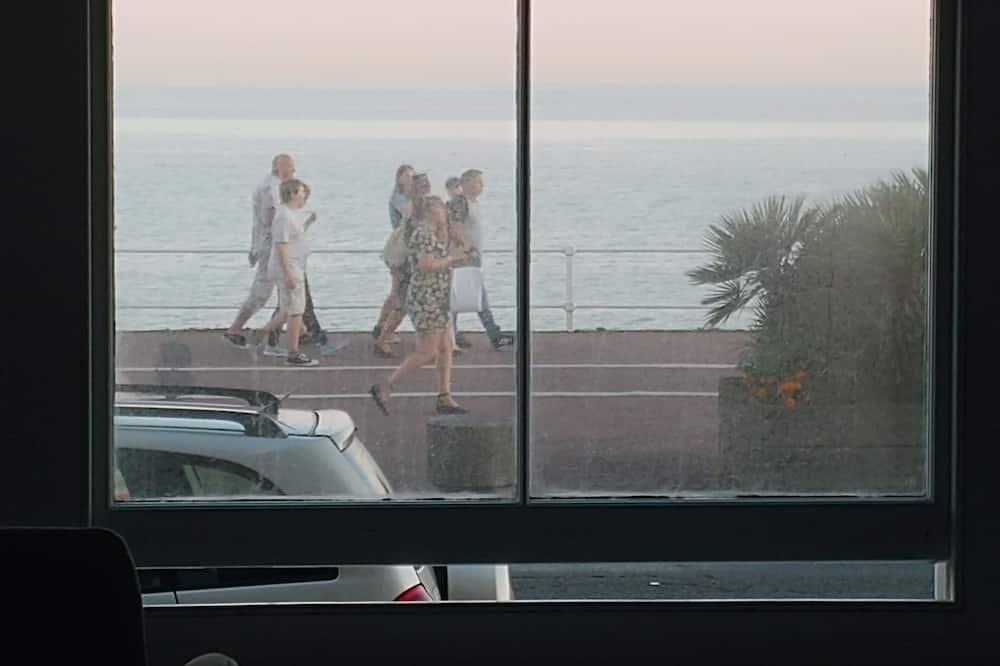 Luxury Beach View Suite - Obývacie priestory