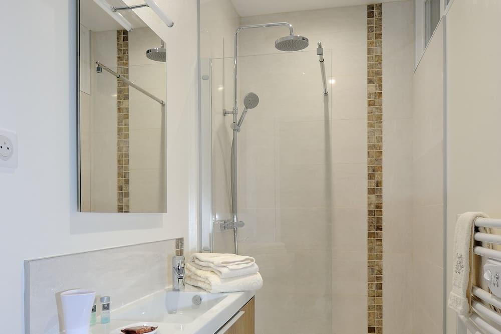Dvoulůžkový pokoj (Vintage) - Koupelna