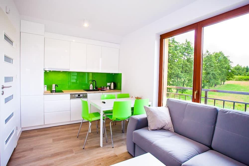 公寓 (Green) - 客廳