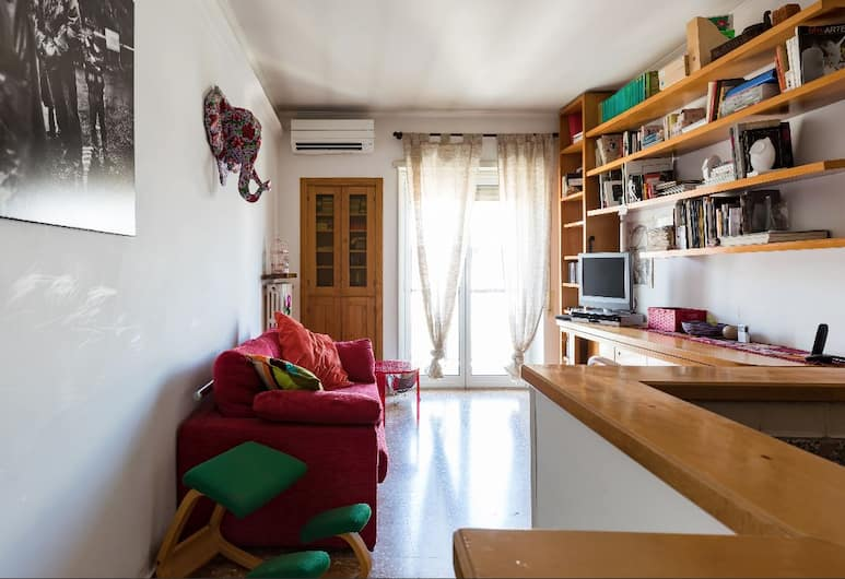 Roma Adorable Nest , Rome, Classic Apartment, Living Area