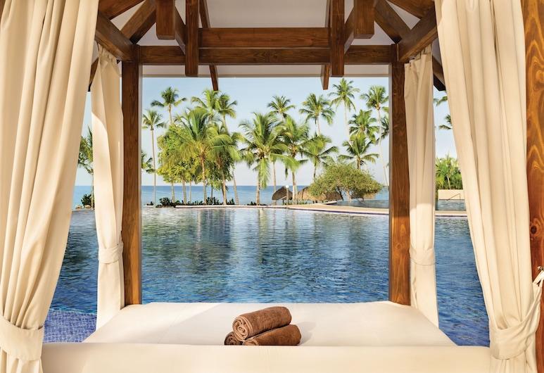 拉羅馬納希爾頓酒店 - 全包式成人度假村及 SPA - 蓬塔卡納, 聖拉斐爾德爾尤馬, 泳池