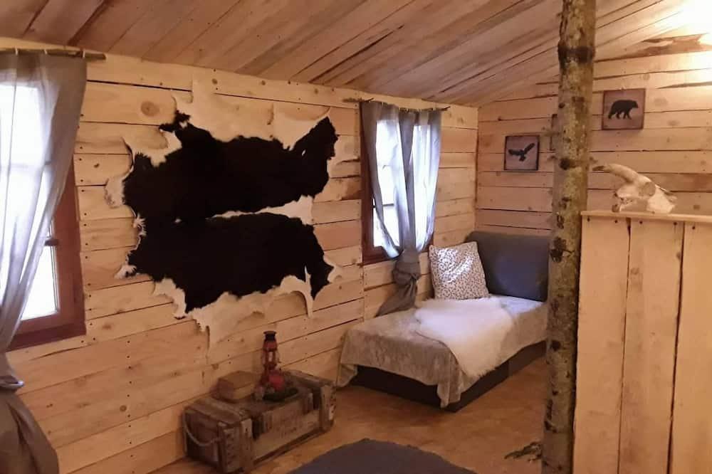 Baumhaus, 1 Doppelbett, Nichtraucher - Ausblick vom Zimmer