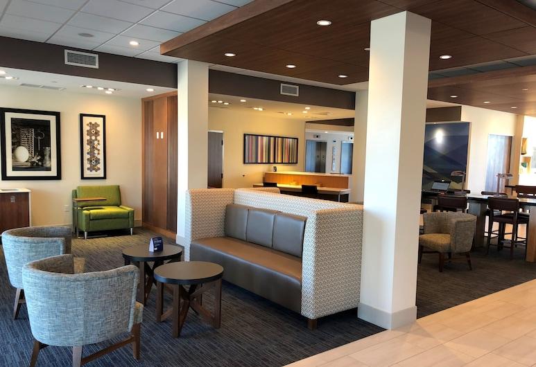 Holiday Inn Express & Suites Springfield North, ספרינגפילד, לובי