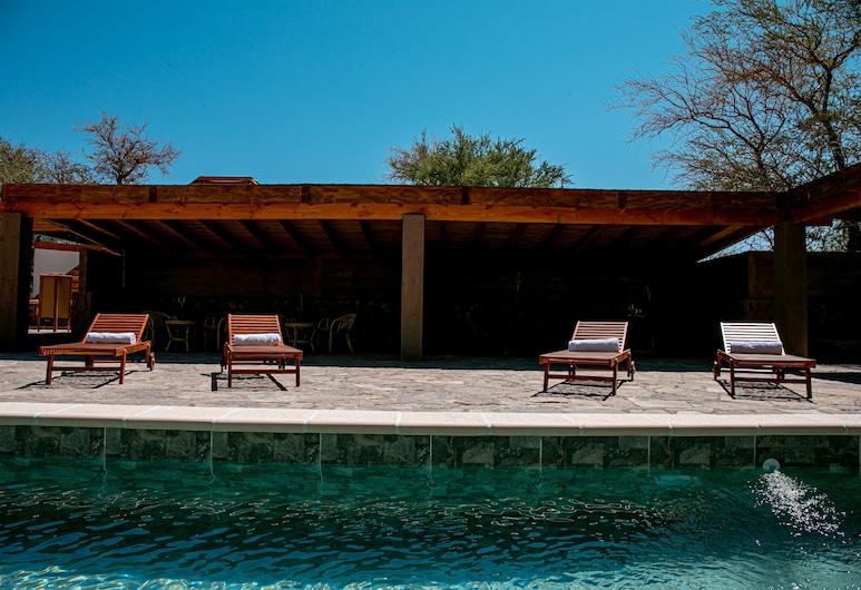 Lodge Quelana, San Pedro de Atacama, Hồ bơi ngoài trời