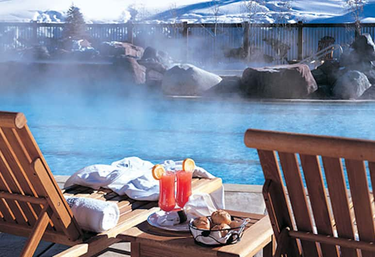 Condo Ritz Carlton Club Aspen, Aspen, Pool