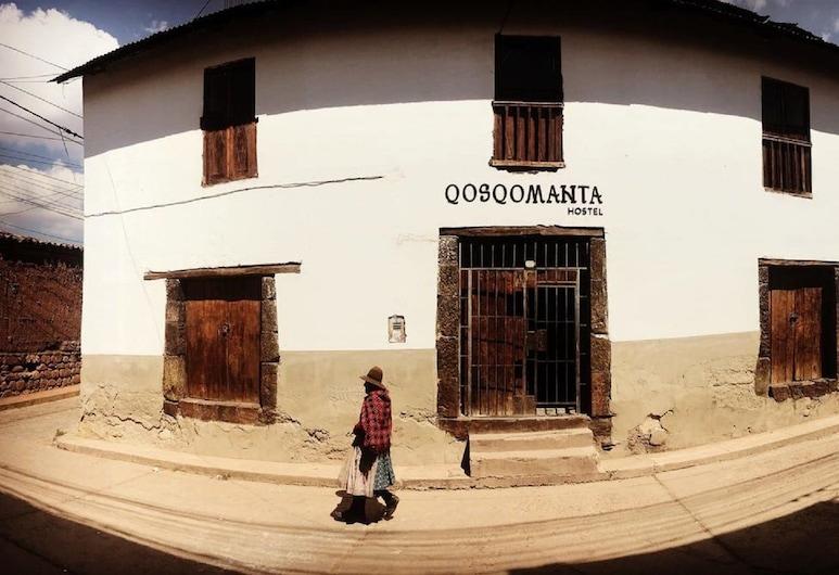Qosqomanta Hostel, Cusco, Hotellets front