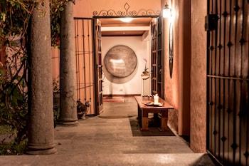Selline näeb välja Luna Inn B&B, Ciudad Cariari
