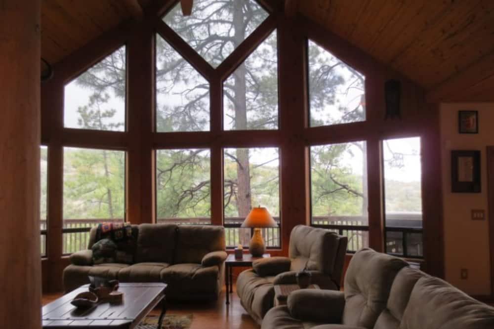 Štandardná izba - Obývačka