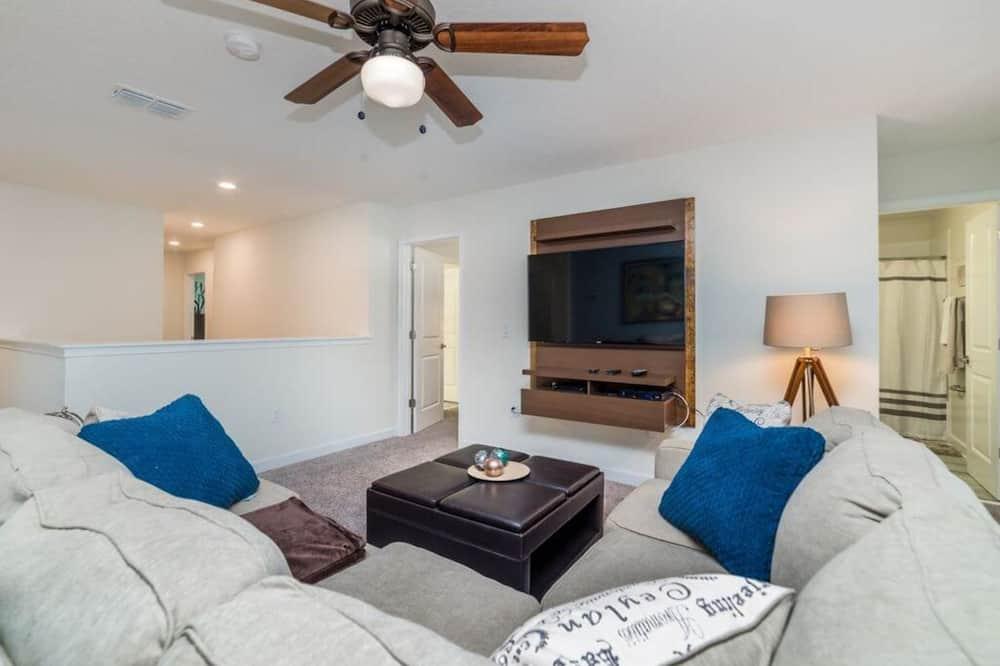 Standard-huone - Olohuone