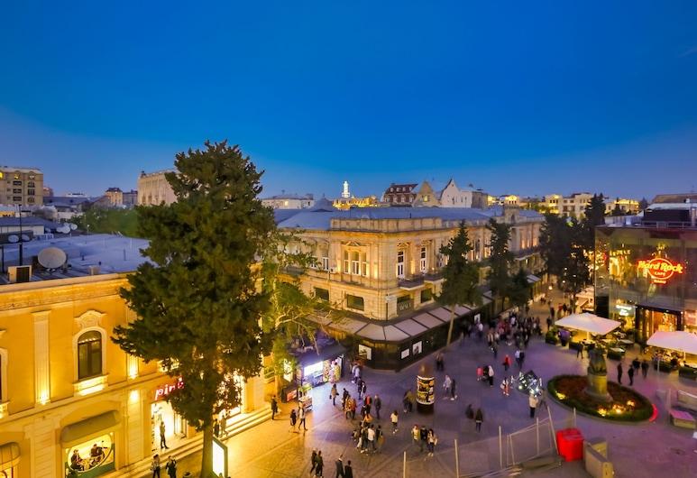 Baku City Hotel , Баку, Номер «Економ» (1 двоспальне або 2 односпальні ліжка), Номер