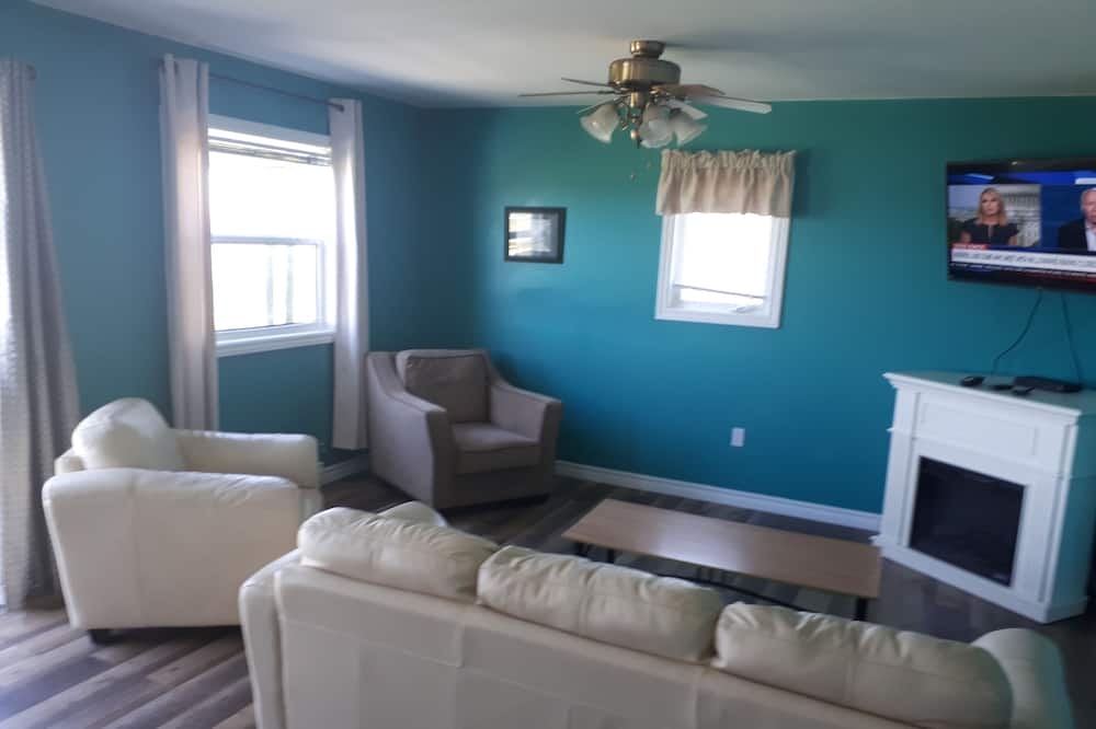 家庭平房 - 客廳