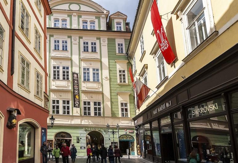 Karlova 25 Apartments, Praga, Fachada do hotel