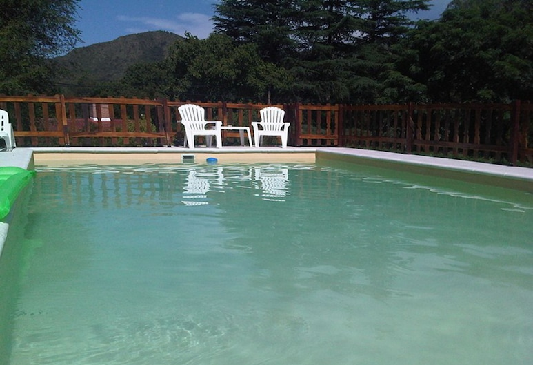 Posada Yumei, Villa General Belgrano, Pool