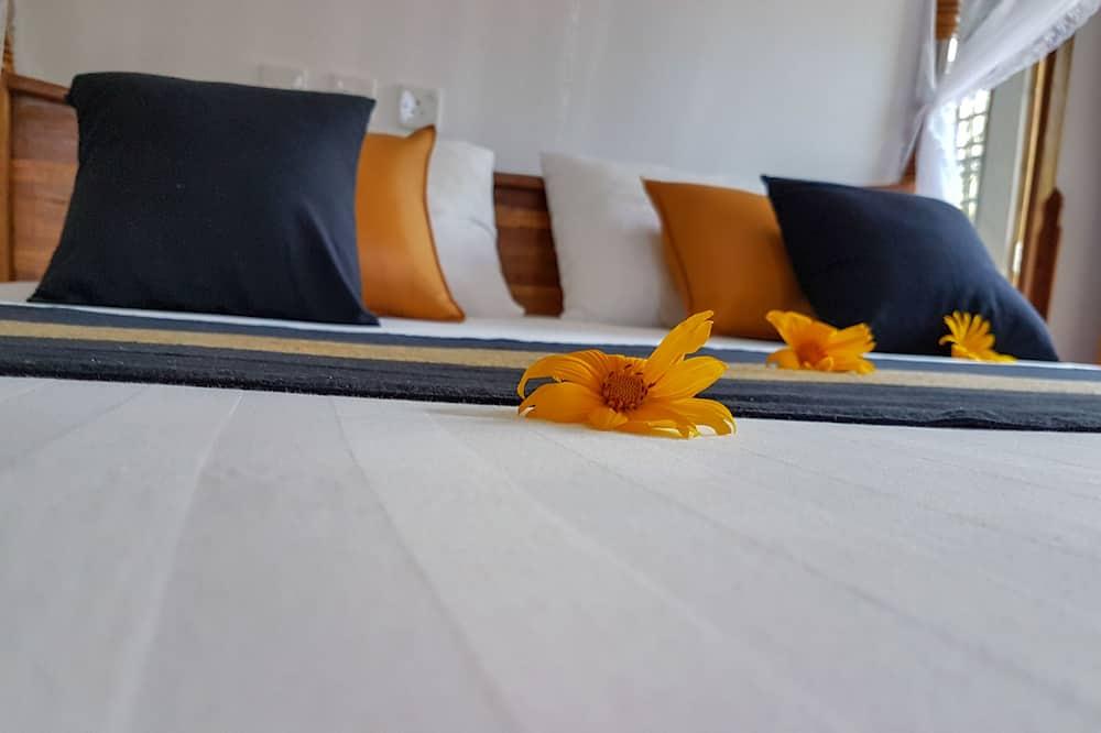 Superior tweepersoonskamer, 1 kingsize bed, roken, uitzicht op tuin - Kamer