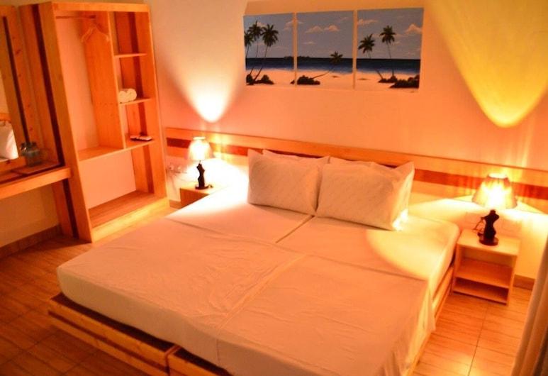 Crystal Dhiffushi, Dhiffushi, Standard szoba kétszemélyes ággyal, kilátással a kertre, Vendégszoba