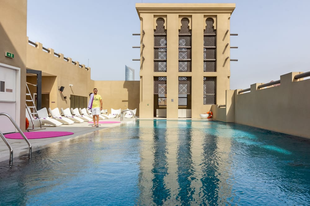 Premier Inn Dubai Al Jaddaf, Dubai