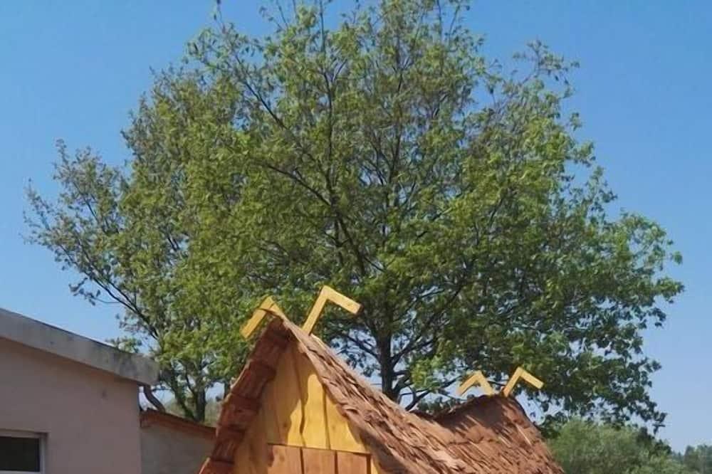 Cabin (Enchantée) - Terrace/Patio