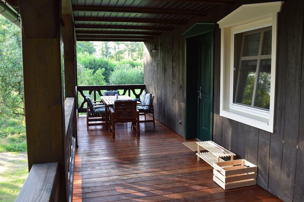Апартаменти, з балконом - Балкон