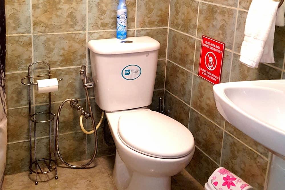 컴포트 아파트, 침대(여러 개), 장애인 지원, 흡연 - 욕실