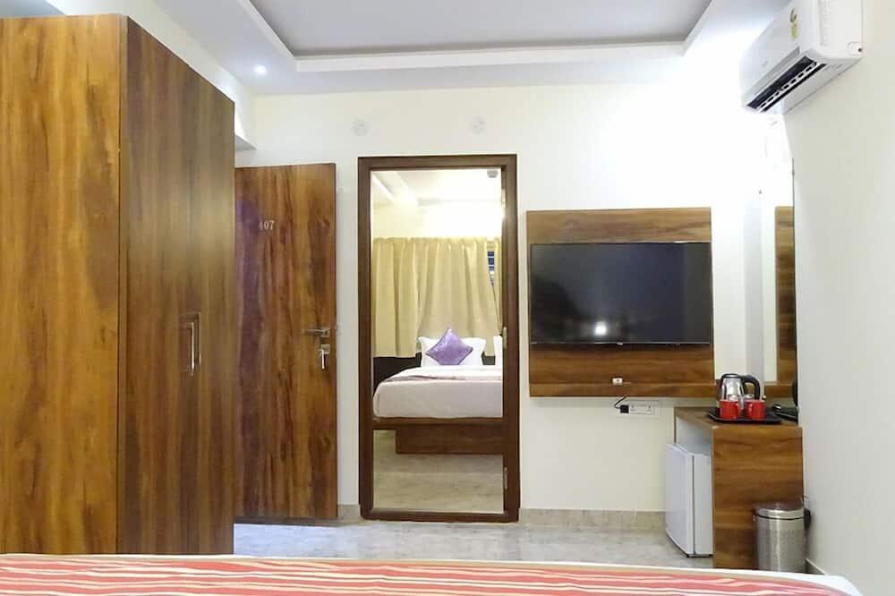 高級單人房, 1 張特大雙人床, 非吸煙房 - 客房