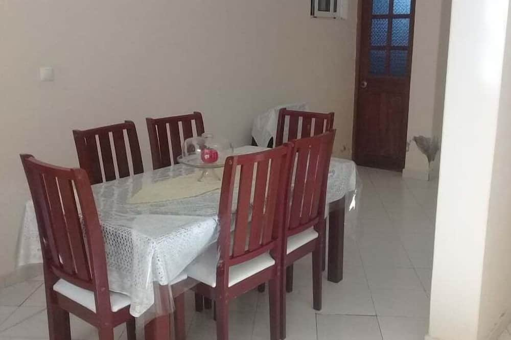 Double Room Single Use - In-Room Dining