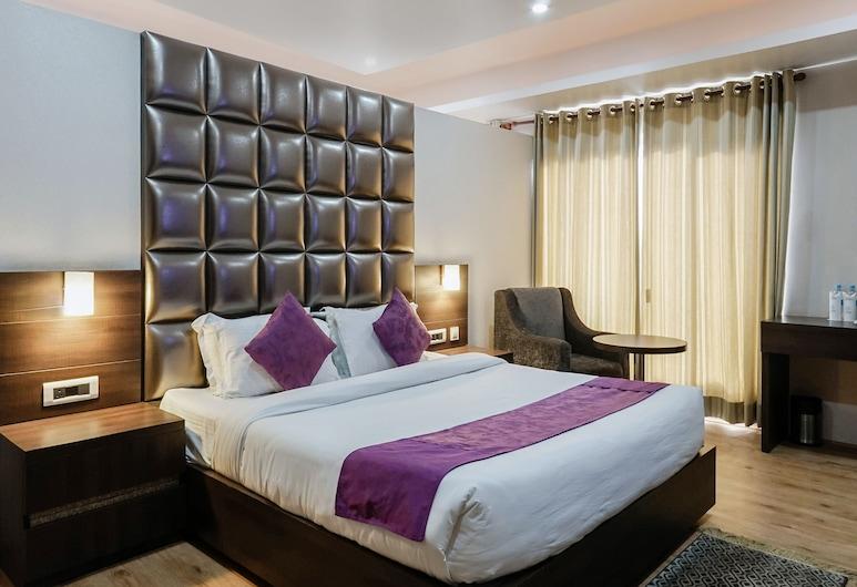 Treebo Tryst Hotel The Kalyaniz, Guwahati, Premium Room, Guest Room