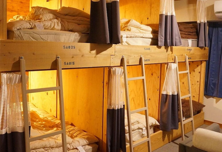 Guest House ARIGATO - Hostel, Hiroshima, Sextuple Room, Bunk Beds (Room Charge Type), Guest Room