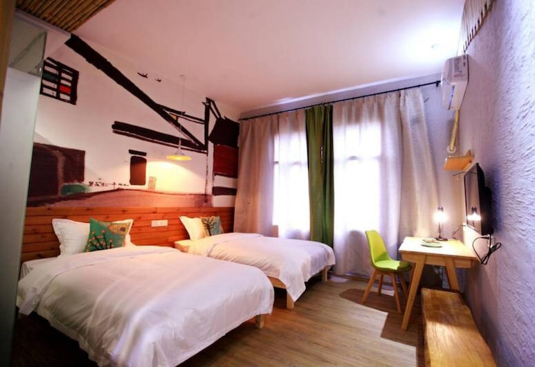 Bajie Youth Hostel National Forest Park, Zhangjiajie, Guest Room