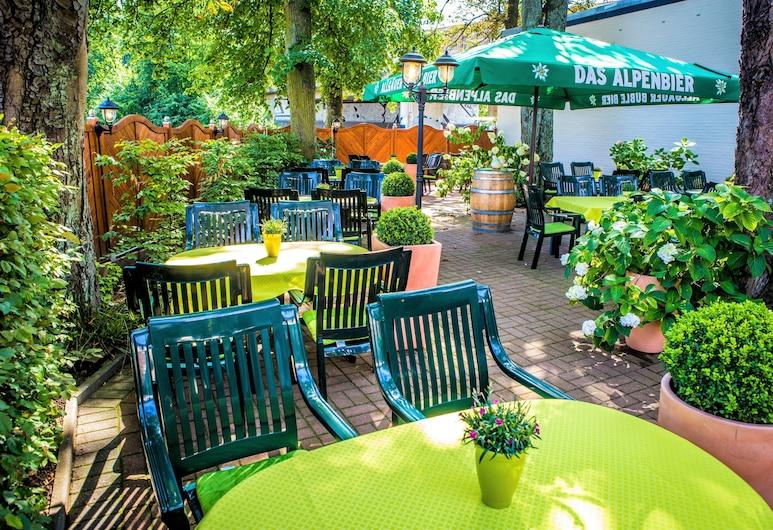 Hotel Restaurant Hackmann-Atter, Osnabrueck, Terrace/Patio