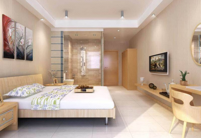 Simei Holiday Apartment, Shenzhen, Chambre Double Affaires, Chambre