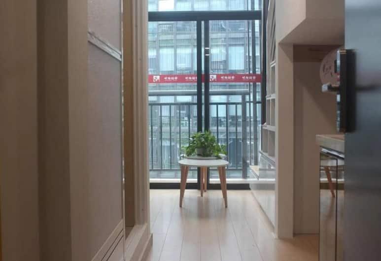廣州凱薩酒店式公寓, 廣州市, 複式大床套房(僅限中國大陸客人), 客房