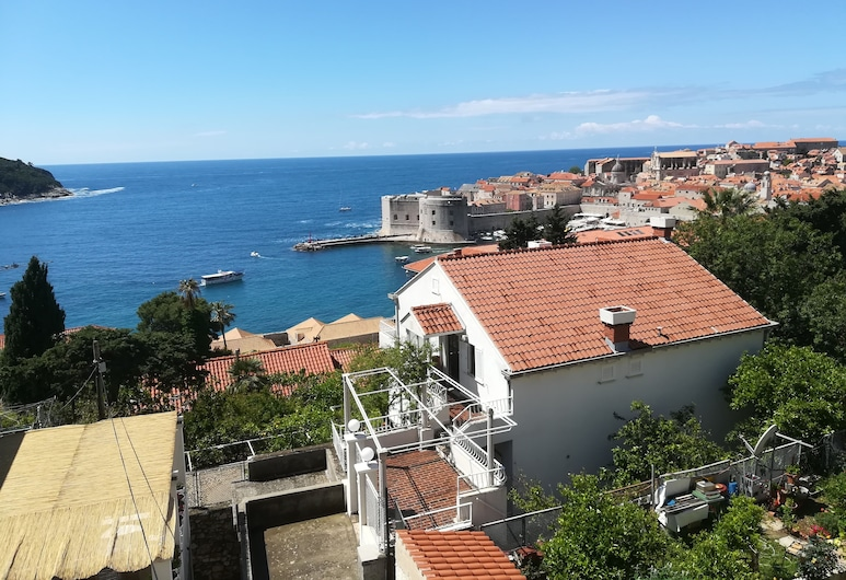 S and L apartments, Dubrovnik, Standard Apartment, Sea View, Terrace/Patio