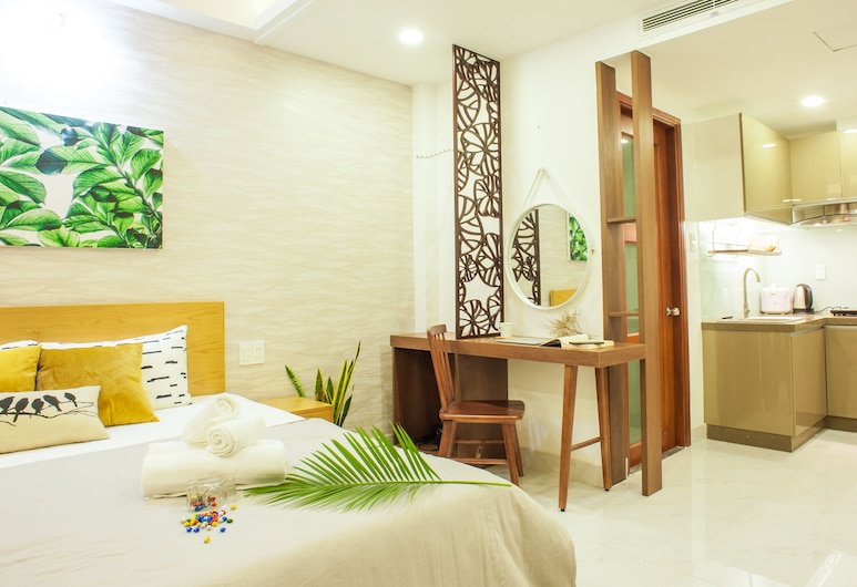 AHA Mercury City Heart Apartment, Ho Chi Minh, Superior tuba, Tuba