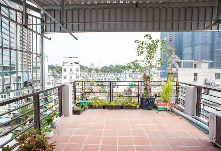 AHA Libra 283 Apartment, Ho Chi Minh City, Terrass