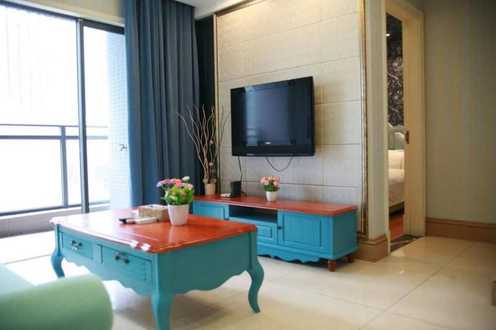 Deluxe Apartment, 2 Bedrooms - Bilik Rehat