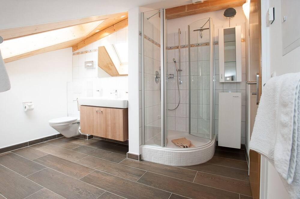 Apartment (Heimgartenblick) - Bathroom