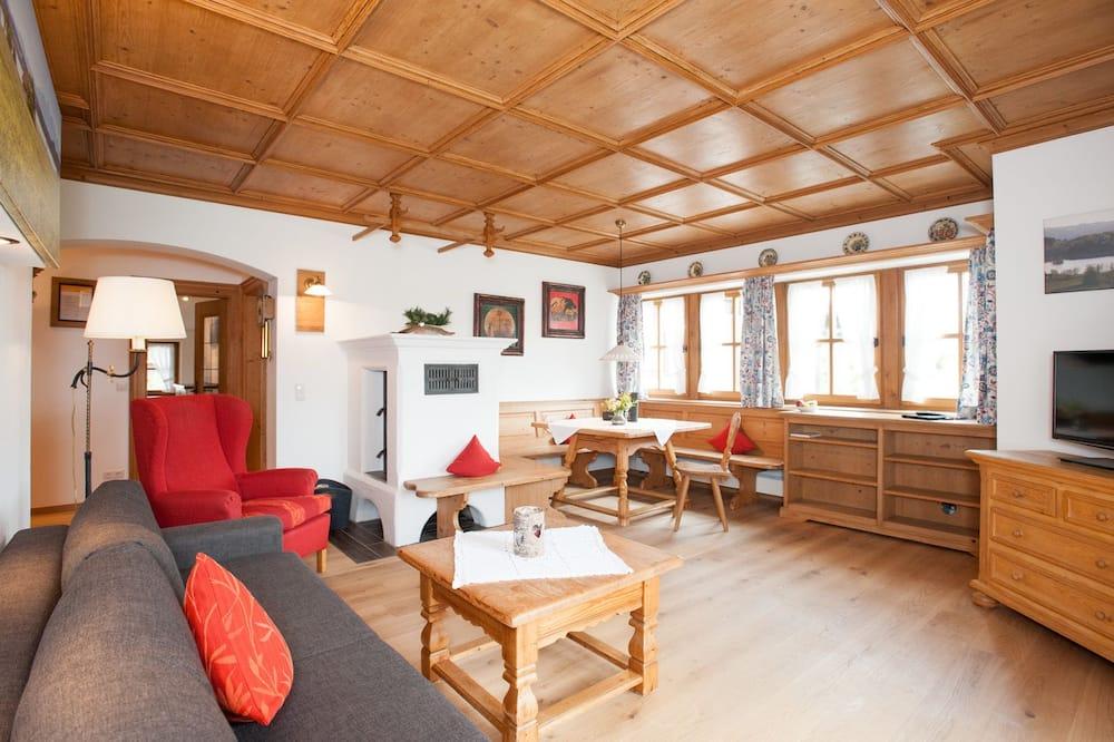 Apartmán, 1 spálňa (Jakobsinsel) - Obývacie priestory