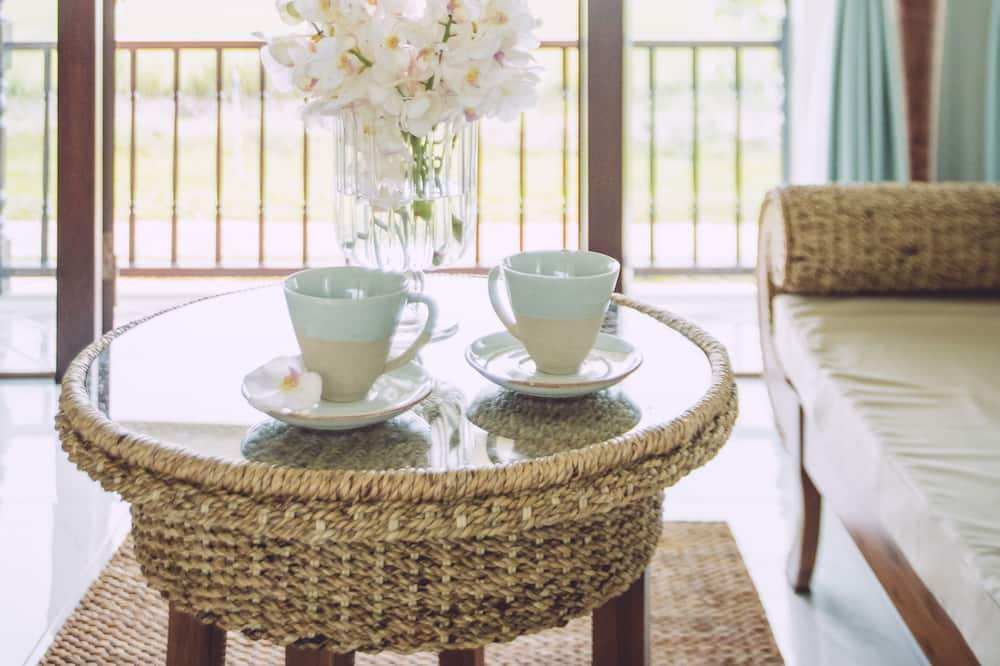 Villa Twin Room  - Living Room