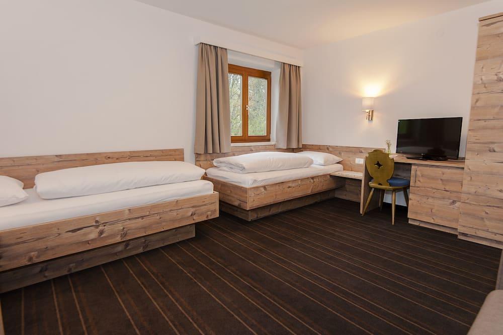 Habitación cuádruple - Sala de estar
