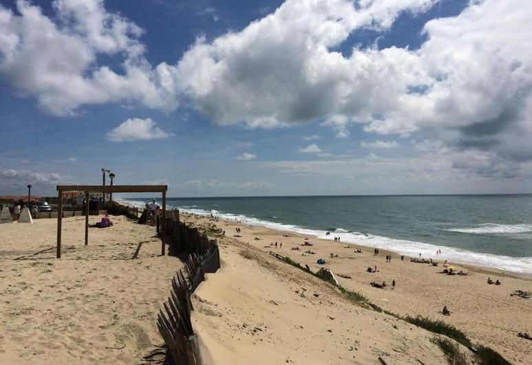 Hôtel Côte et Lac, Biscarrosse, Playa