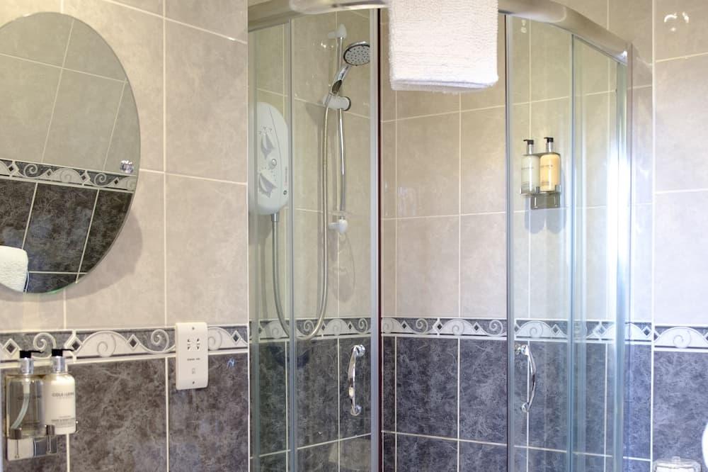 Triple Room, Sea View (Jurassic View) - Bathroom