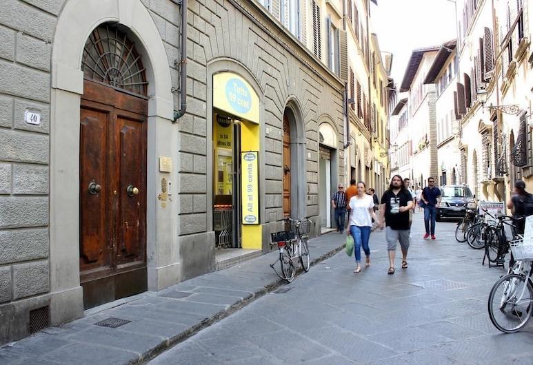 B&B Fior di Firenze, Florencija, Viešbučio fasadas
