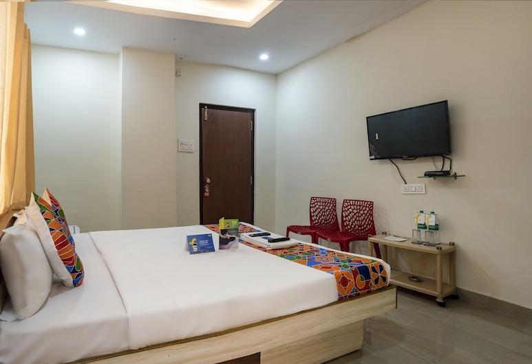 FabExpress Sri Lakhsmi Deluxe, Hyderabad, Liukso klasės kambarys, Svečių kambarys