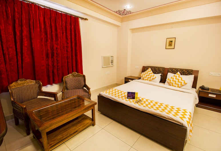 繽旅帝國攝政飯店, 齋浦爾, 豪華客房, 1 張標準雙人床, 非吸煙房, 城市景觀, 客房