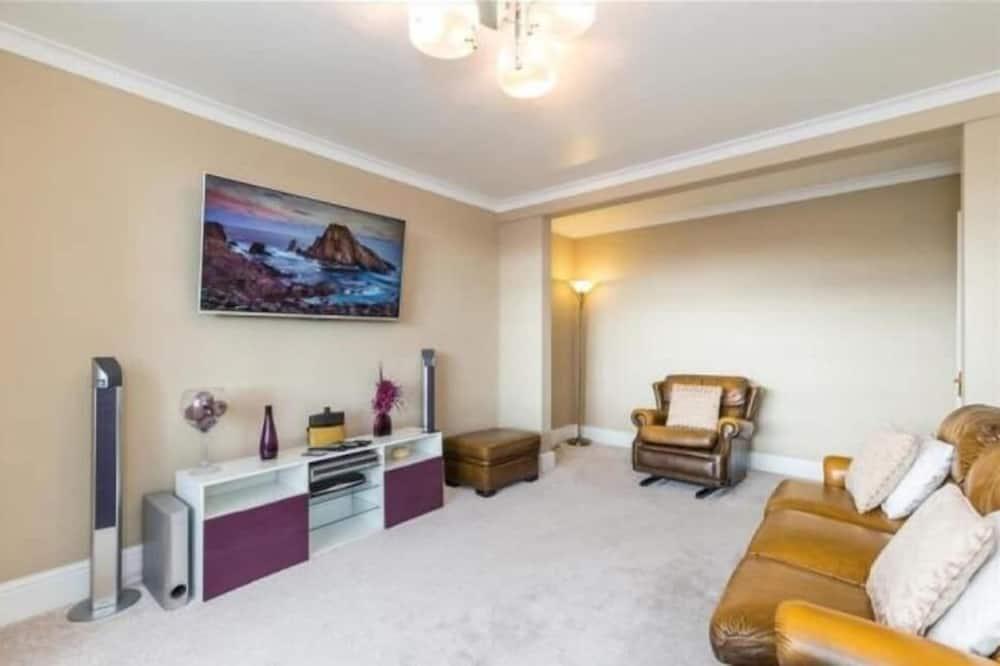 Phòng đôi Deluxe - Phòng khách