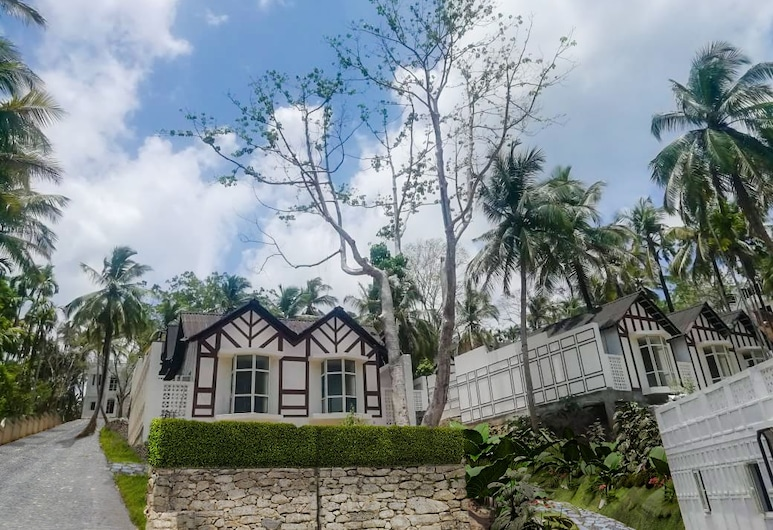 Munjoh Island House, Port Blair, Hotel Front