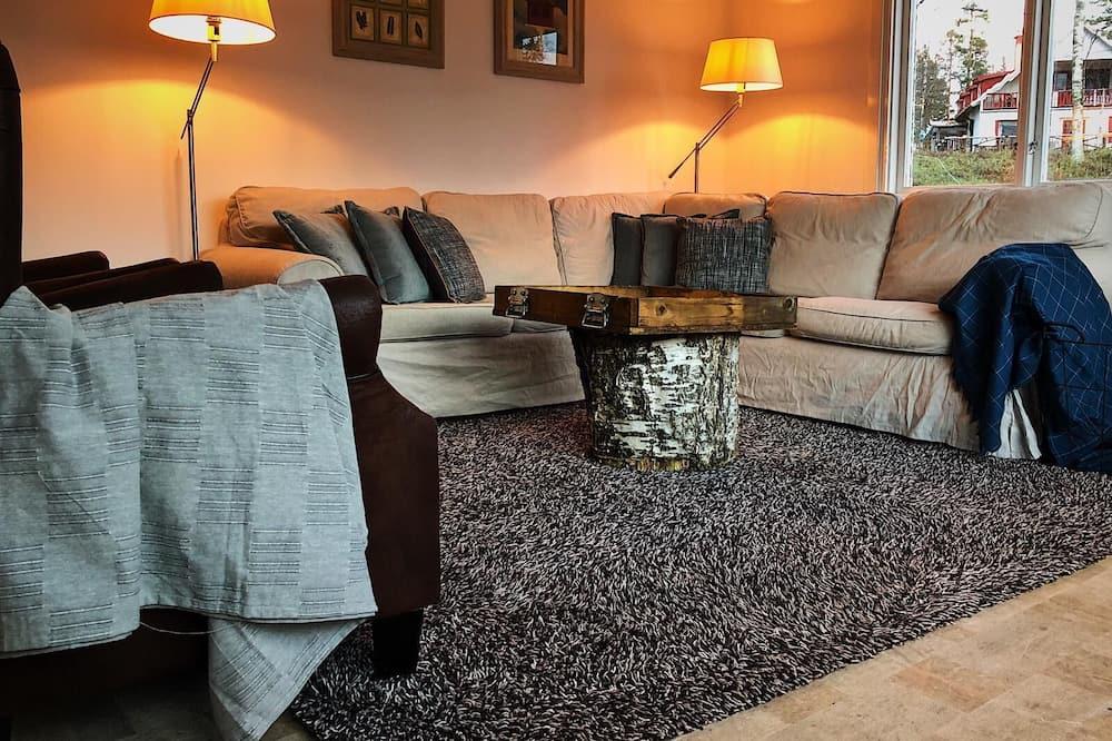 Comfort-talo, 2 makuuhuonetta, Jokinäköala - Oleskelualue